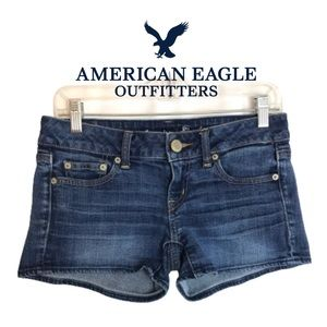 American Eagle Outfitters AEO Denim Jeans shorts